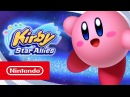 Kirby Star Allies — релизный трейлер Nintendo Switch