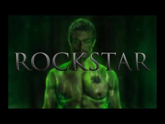 Oliver Queen ↣ Rockstar