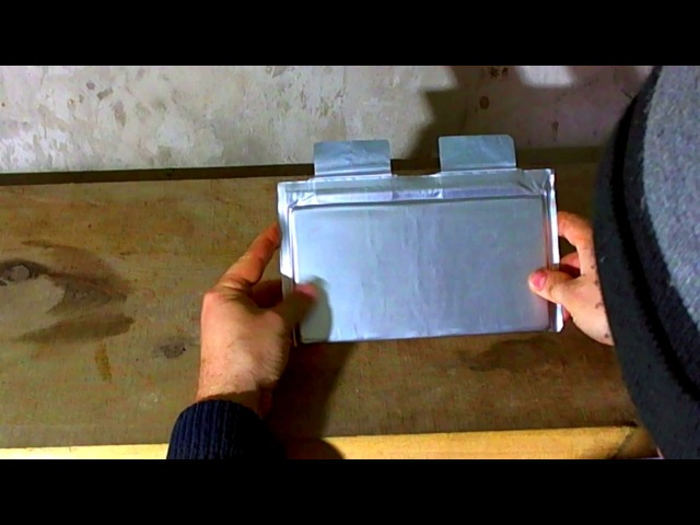 Обзор литий титанатный аккумулятор 10ah до 25000 циклов