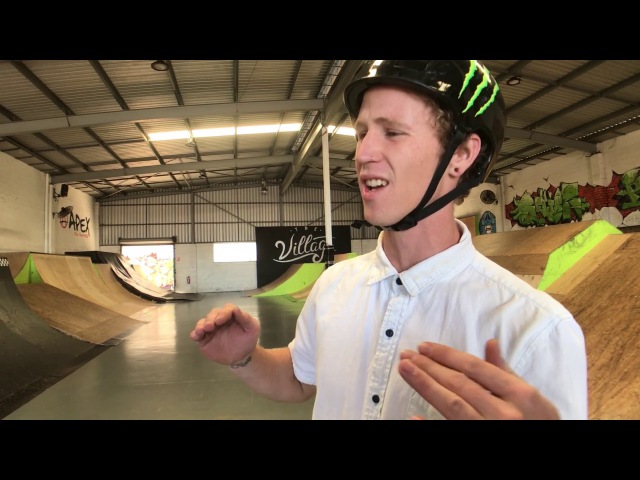 HOW TO SWITCH DOWN WHIP AIR! (Easiest way) BMX