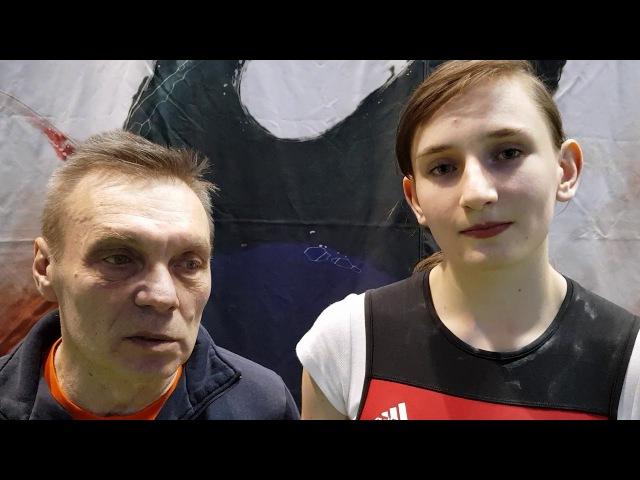 Юрий Зимин и Ксения Купрякова - второе место второго тура Железной лиги Гераклиона до 17 лет