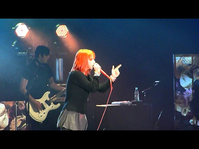 Paramore - Brick By Boring Brick live HD @ Rock In Summer Festival 2011 in Poland
