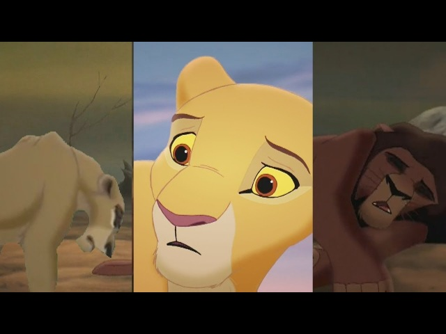 What if Kovu dies? (Lion King AU)