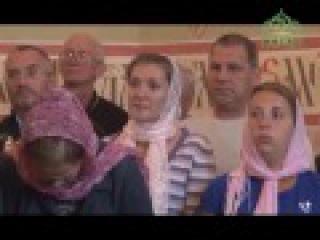В селе Кузовлево Липецкой области освящен возрожденный храм великомученика Гео...