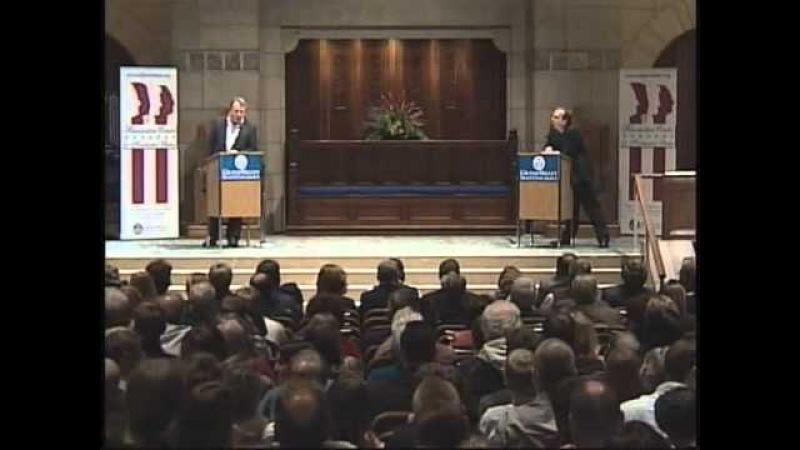 Hitchens V. Hitchens Debate