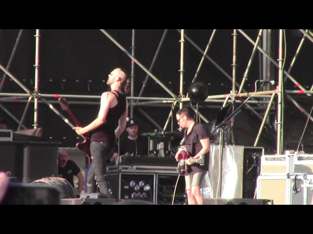 Placebo - Special Needs - LIVE [ Ippodromo del Visarno @FirenzeRocks 23.06.17 ]