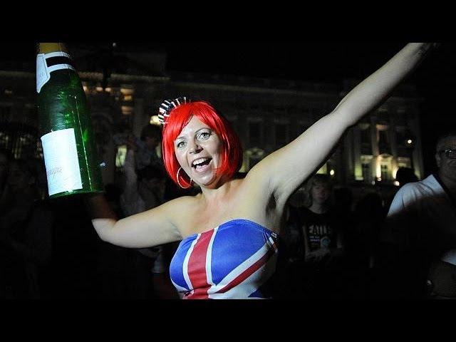 Британцы о принце: загляденье и просто счастье