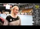 Владлена Бобровникова посетила тренировку юниорской сборной России