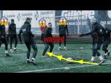 Watch Lionel Messi Destroying Paco Alcacer with Amazing Skills    Alien Skills Training   HD