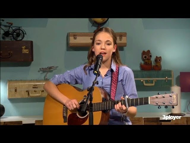 Allie Sherlock performing 'Faded' (Alan Walker) | TV3 The Six O'Clock Show