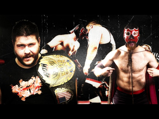 Full Rivalry Kevin Steen Vs El Generico