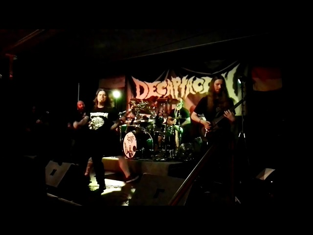 Decaptacon - Demons Of Democracy - Live @Hypothalamus Rheine