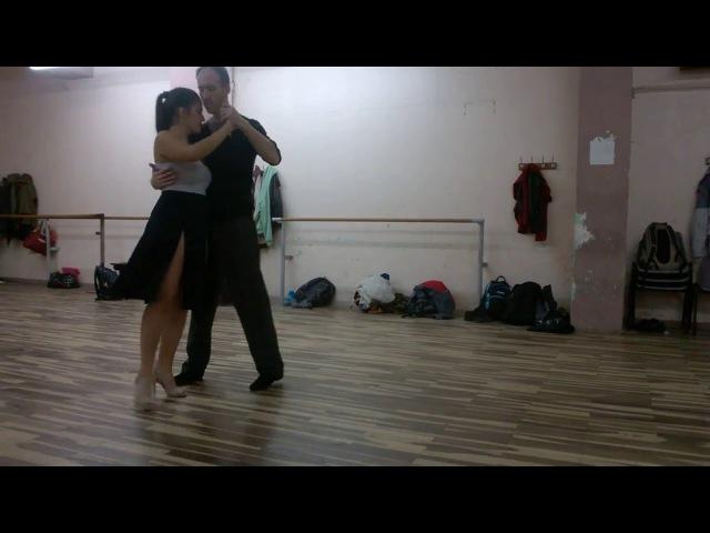 Federico Votti y Julieta Luc - Quedémonos aquí (Lidia Borda y Esteban Morgado)