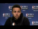 Stephen Curry Full Press Conference February 17 2018 2018 NBA All Star Weekend