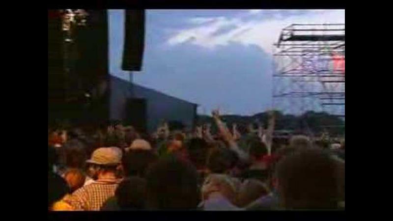Incubus - The Warmth (Live Bizarre Festival 2002)