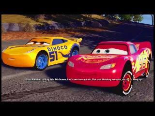 Тачки 3 Молния Маквин Игры Мультики про Машинки #1