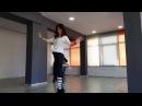 Chiftetelli Workout Tutorial improvisation with live Tabla Belly dance Lia Verra