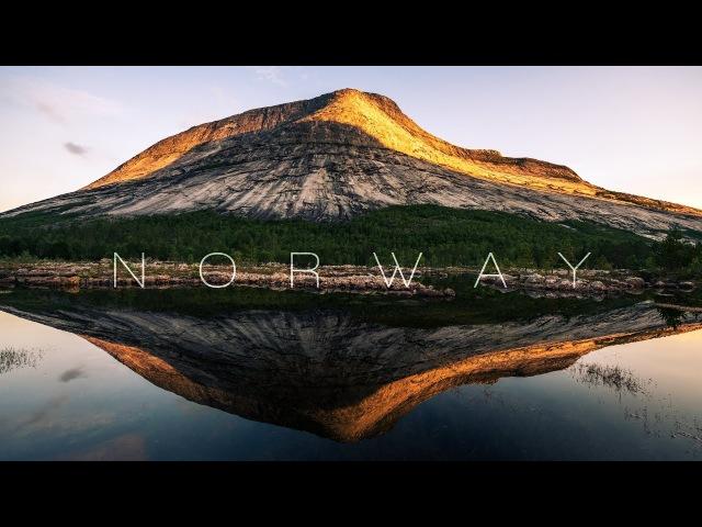 Красота нашей планеты. Норвегия в Ultra HD качестве