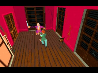 Alone In The Dark DOS Longplay RUS by Old Games ru