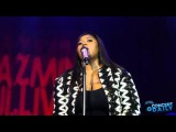 Jazmine Sullivan performs
