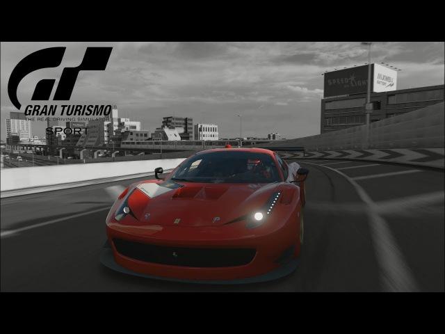 Весело! - Серия производителей FIA GT - Test Season 10 Round 6 - Gran Turismo™SPORT