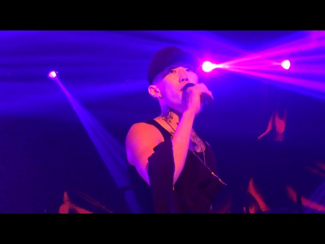 """[21.01.2018] Jay Park - You Know (Concert """"ALL OF ME"""" Day 2)"""