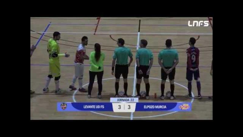 Levante UD - ElPozo Murcia Jornada 22