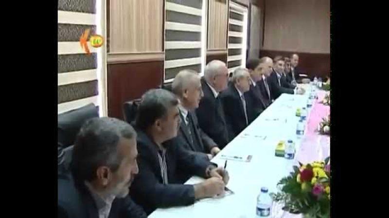 Birez Mesud Berzani Rekeftin Lihevkirina Kurden Rojava