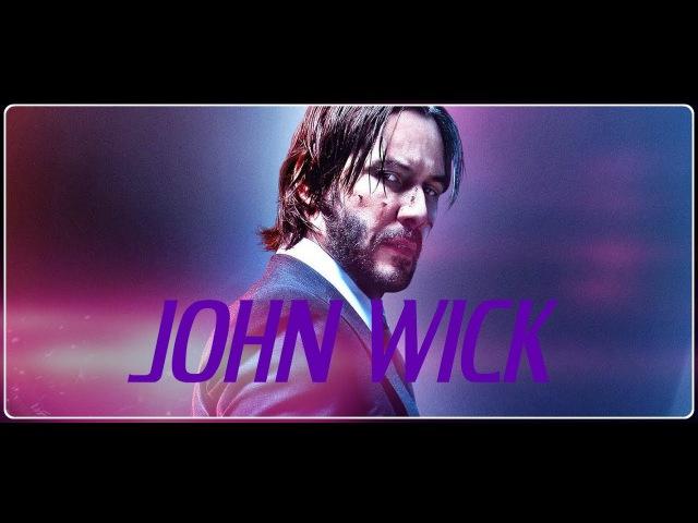 John Wick - Tears 【Lyric Video】