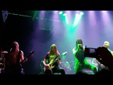 Kalmah Swamphell live feat Robse (Equilibrium) and Kevin Storm (Heidevolk)