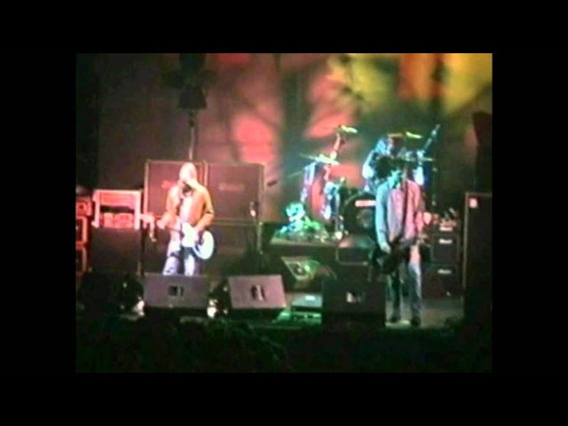 Nirvana - Very Ape, Lounge Act - Palatrussardi, Italy 1994 (MTX)