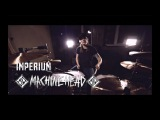 Machine Head - Imperium (drum cover by Vicky Fates)