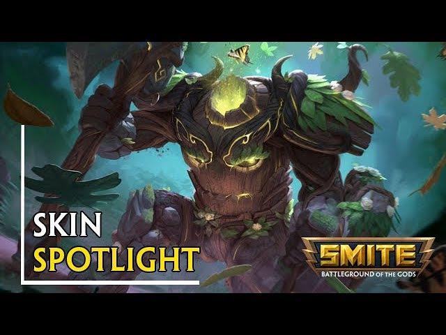 Grove Keeper Xing Tian Skin Spotlight