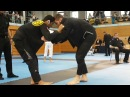 Jaime Canuto vs Nicolas Penzer / Munich Open 2018