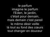 Le pouvoir des fleurs - Laurent Voulzy + paroles