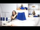 Как пошить Детское Платье на Одно Плечо с Воланом: Юбка Солнце, Пышный Подъюбник из Фатина ч. 3