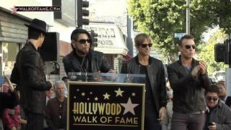 JANE'S ADDICTION HONORED WITH HOLLYWOOD WALK OF FAME STAR