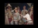 Фрагмент из спектакля Золоченые лбы по Борису Шергину