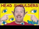 Head Shoulders Knees and Toes for Kids   Hide and Seek Story by Steve and Maggie   Wow English TV