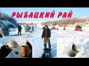 Зимняя рыбалка на карася Попали в РЫБАЦКИЙ РАЙ Ice fishing