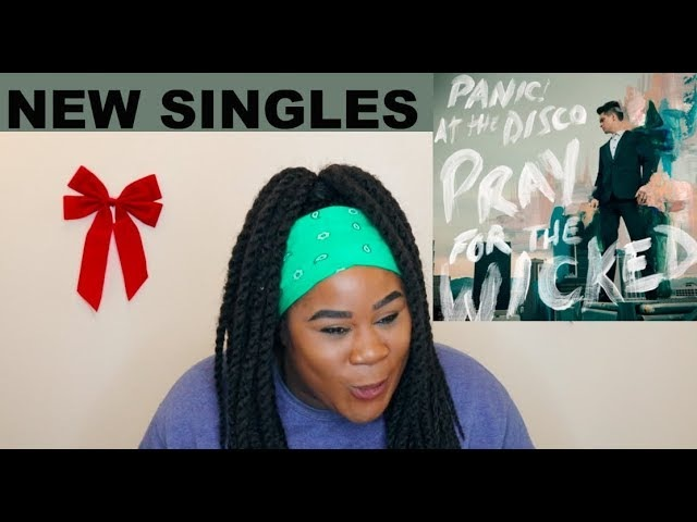 Panic At The Disco - Silver Lining Say Amen (Audio and Video) |REACTION|