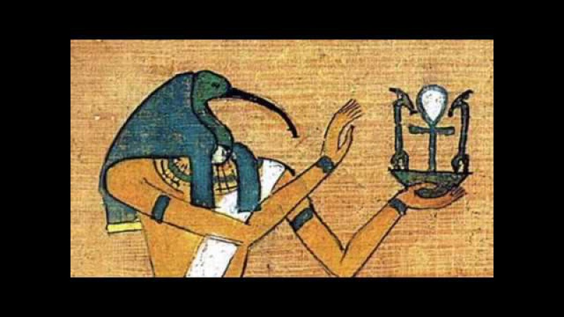 Best Lecture On Hermetic Philosophy - Tehuti, Thoth, Hermes