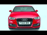 Audi A3 1 4T S line UK spec 8V '201216