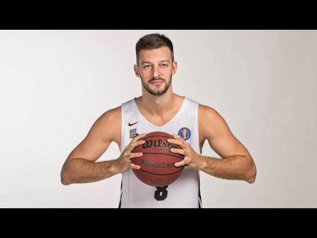 VTBUnitedLeague • Stevan Jelovac Hits A Three Point Shot at the Buzzer!