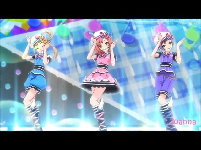(HD) Pretty Rhythm Rainbow Live - HAPPYRAIN! - 「Dosha Buri HAPPY!」 (episode 28)