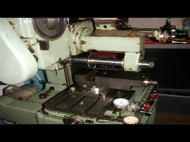 Самый необычный универсальный станок /|\ The most unusual universal machine
