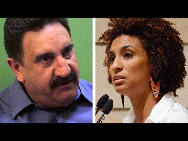 Ratinho espanca hipocrisia e revela verdadeiro culpado da morte da vereadora do PSOL