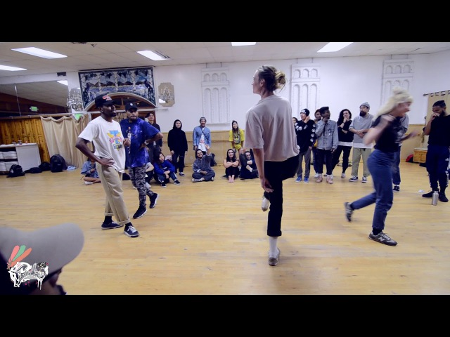 The FLooridians | CREW LOVE 2v2 | FINALS - KENZO SHAY vs. CLARENCE MADALINE | Danceproject.info