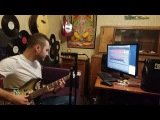 Moderat - Rusty Nails (Guitar Cover)