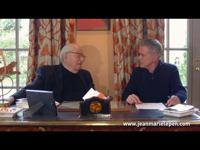 Journal de bord de Jean-Marie Le Pen n°502